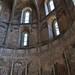 Fresques de l'abside (XVème siècle), basilique Notre-Dame de Valère (XIIe-XIIIe siècles), colline de Valère, Sion, canton du Valais, Suisse.