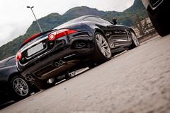 Jaguar XK-R (Jeferson Felix D.) Tags: canon eos jaguar luxury xkr jaguarxkr 18135mm 60d worldcars canoneos60d