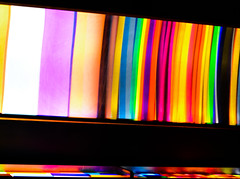 color well (pbo31) Tags: sanfrancisco california light color fall nikon october colorful exhibit embarcadero bayarea exploratorium d800 2014