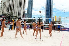 2014-10-22 V8 Superfest Beach Volleyball 523 (spyjournal) Tags: model beachvolleyball bikini dreamcoat goldcoast missv8 dreamsport dreamcoatphotography dreamsportphotography v8superfest