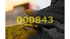 Flickr_000843 (mike_ho_htc) Tags: color blackwhite shoes creativeedit konicahexanon sonynex