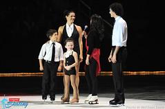 Kristi Yamaguchi, Nancy Kerrigan and Nancy's Family