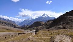 Majestic Himalayas (mala singh) Tags: india mountains valley peaks himalayas spiti himachalpradesh