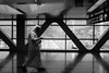 Doha Airport (Bony Nguyen) Tags: street blackandwhite bw men airport streetphotography streetlife schwarzweiss schwarz doha schwarzweis quatar airportdoha artistsontumblr lensblr photographersontumblr x100s fujifilmx100s