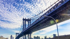 Manhattan Bridge, New York, NY