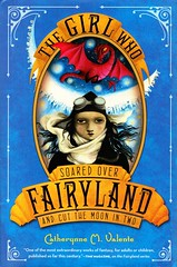 The Girl Who Soared Over Fairyland and Cut the Moon in Two (Vernon Barford School Library) Tags: new school fiction girls two moon girl reading book ana high nebraska dragon juan cut good library libraries over hard reads evil dragons books read fairy fantasy cover junior novel omaha covers bookcover fairies middle vernon fairyland recent bookcovers soar novels fictional hardcover valente barford soared imaginaryplace fantasyfiction hardcovers imaginaryplaces catherynne vernonbarford geographicalmyths 9781250023506 geographicalmyth
