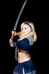 MaS-CosPlay-20141023-052 (Frank Kloskowski) Tags: people georgia lights model shoot sword tucker toughgirl studioz sexygirl meetandshoot