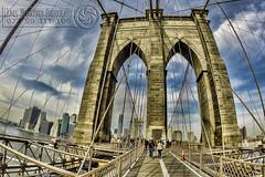 Brooklyn Bridge ! (James Whorriskey (Delbert Jackson)) Tags: street nyc uk bridge ireland newyork color colour brooklyn catchycolors photo artist photographer broadway picture photograph londonderry northernireland derry ulster 2014 impressionsexpressions aroundus jameswhorriskey delbertjackson jameswhoriskey jameswhorriskeyphotography hudsonskyline