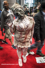 NY Comic Con 2014 Silent Hill (Downtown Traveler) Tags: costumes cosplay comiccon nycc nycomiccon newyorkcomiccon womenscostumes 2014costumes nycc14 womenscosplay