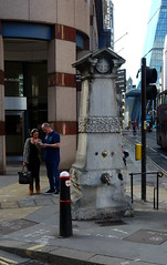 The Aldgate Pump (DarloRich2009) Tags: city england london thecity cityoflondon aldagte aldgatepump