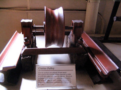 "Carrier Pulley on display • <a style=""font-size:0.8em;"" href=""http://www.flickr.com/photos/34843984@N07/15522832146/"" target=""_blank"">View on Flickr</a>"