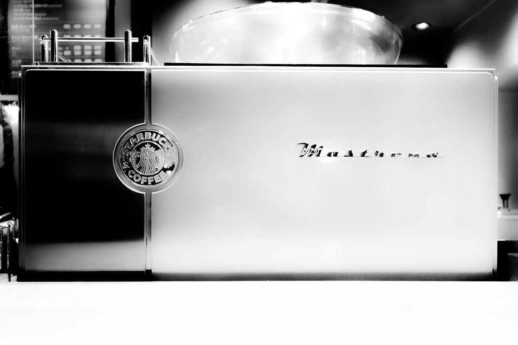 mastrena starbucks machine