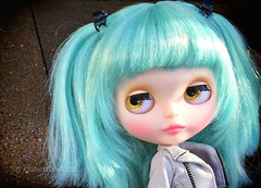 Yellow eyed girl ❤️