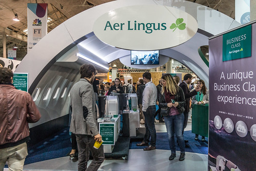 AER LINGUS AT THE WEB SUMMIT DUBLIN 2014 [DAY THREE] Ref-5003