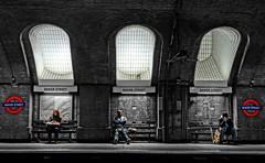 Baker Street Underground London (Westhamwolf) Tags: street london underground baker