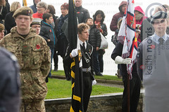 D4S_4818.jpg (ffoto keith morris) Tags: uk people wales town war ceremony aberystwyth service welsh warmemorial remembering remembrancesunday