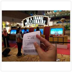 นักท่องเที่ยวที่ซื้อสินค้าในสนามบิน Changi ได้รับสิทธิ์ชิงโชคถึง 1 ล้าน SGD!!! ร่วมสนุกถึง 31 ตุลาคมจ้า