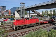 IMG_3312 (Lumixfan68) Tags: db bahn deutsche 295 railion baureihe dieselloks rangierloks