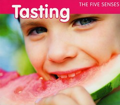 Tasting (Vernon Barford School Library) Tags: new school reading book high reader rebecca five library libraries reads books super read paperback cover junior covers taste tasting bookcover senses pick middle vernon quick sensations recent picks qr bookcovers nonfiction paperbacks sense sensation tastes readers readingmaterial barford softcover quickreads quickread readingmaterials vernonbarford rissman softcovers superquickpicks superquickpick 9781432957766
