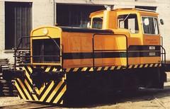FA Cockerill diesel shunter. (Franky De Witte - Ferroequinologist) Tags: de eisenbahn railway estrada chemin fer spoorwegen ferrocarril ferro ferrovia