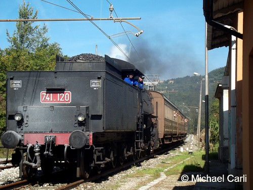 """Gr741.120 - 150° Anniversario Porrettana • <a style=""""font-size:0.8em;"""" href=""""http://www.flickr.com/photos/94467441@N04/15599023671/"""" target=""""_blank"""">View on Flickr</a>"""