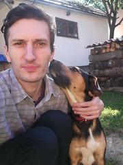 Best Friends (nevenbozic) Tags: dog friend best lucky neven bozic