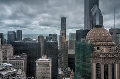 Looking East.jpg (Milosh Kosanovich) Tags: chicago architecture aerialview caf chicagoarchitecturefoundation openhousechicago miloshkosanovich mickchgo chicagophotographicart chicagophotoart kemperbuildingview