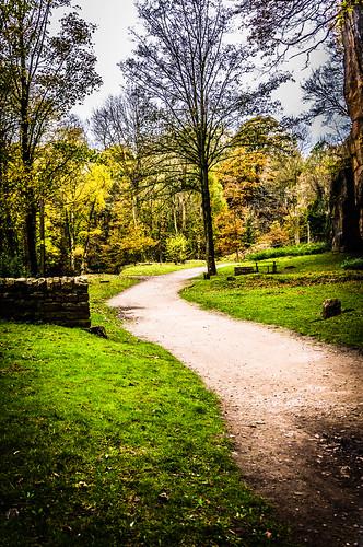 New Mills Path