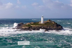 Godrevy Lighthouse (doublejeopardy) Tags: england lighthouse cornwall unitedkingdom places godrevy gwithian otherkeywords