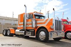 Dave Friend (RyanP77) Tags: show wheel truck cattle dump semi chrome rig pete heavy stockton tanker peterbilt 389 359 hauler cabover 388 379 352 daycab