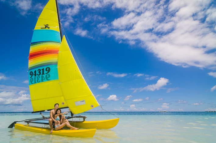 Bohol Beach Club - Hobie Cat