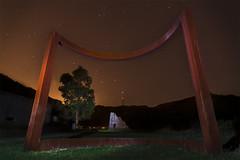 NatureTV (AnderD3100) Tags: lightpainting night de noche country valle bilbao frame nocturna marco framework bizkaia basque arco euskadi vizcaya bilbo arboleda euskal herria reineta trapaga trapagaran