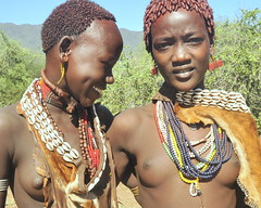 _CSC0295 (danmshalev@gmail.com) Tags: africa portrait people man colour men face outdoors person necklace view adult image african young picture culture tribal human photograph valley ethiopia tribe bana hamar indigenous hamer ethnicity lifestyles hornofafrica ethiopian omo banna dimeka southernethiopia sticktoothbrush