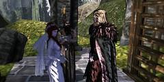 <3 svengaard (ik L) Tags: hair beard long north sl secondlife wife viking weeding