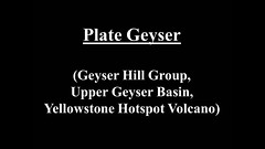 Plate Geyser (HD) (James St. John) Tags: hot hill group plate basin upper springs yellowstone wyoming geology geyser geysers