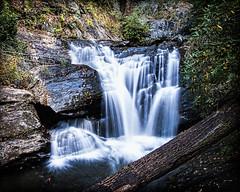 Water (Bamagirl7) Tags: georgia waterfall slowshutterspeed whitecounty msh1114 richardrussellparkway msh111415 dukescreekwaterfall