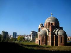 Prishtina (Genti_B) Tags: city november autumn urban canon big europa europe capital ixus kosova kosovo 75 pristina 2014 prishtina evropa kosov prishtine vjeshta nentor republicofkosovo republikaekosoves kosovoinunesco