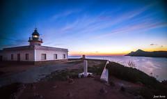 Faro de Portmn (La Unin) (2) (Legi.) Tags: longexposure seascape landscape faro atardecer nikon tokina 116 largaexposicin d600 portmn launin