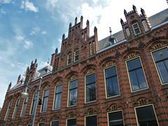 Former postoffice, Arnhem, NL (Hans Nijenhuis (www.hnpictures.nl)) Tags: city architecture arnhem cities stad steden architectuur
