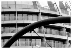 Steel rainbow (La_Marghe) Tags: london architecture canon shoreditch yabbadabbadoo eos550d