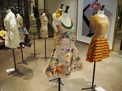 Haute couture in Galleries Lafayette!