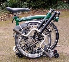 Brompton 40/365 (Hornbeam Arts) Tags: bicycle