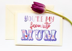 You're my favourite Mum Mother's day handmade greeting card-4 (roisin.grace) Tags: greetingcards greetingcard handmade handpainted handmadecards handpaintedcards happymothersday mothersday mothersdaycard lovecards lovecard
