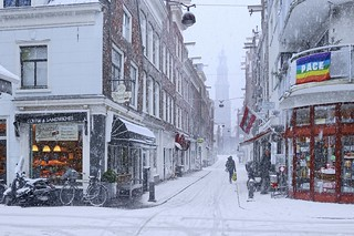 A fast paced Winter season in Amsterdam
