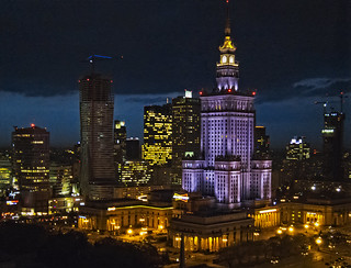 Warsaw Night