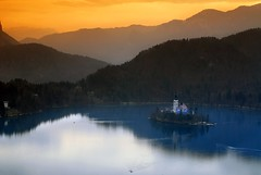 Affliction (Rickydavid) Tags: slovenia bled lake lago