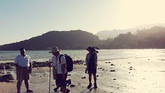 Behind the Scene. Team conduct location recce #langkawiisland #wildlifedocumentary
