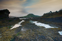 cushendall_04_04_2017__09 (PhotographNI - David Milligan) Tags: cushendall glenofantrim kelpseaweed rockpools mountain glen seascape