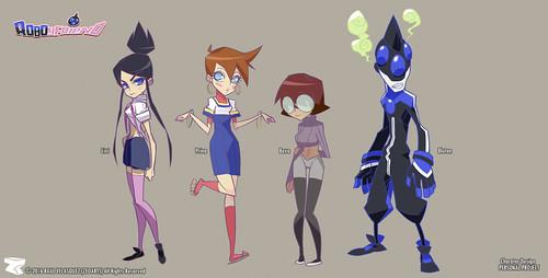 Character designer - ilustration 04
