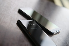 Samsung Galaxy A5 and A3 smartphones